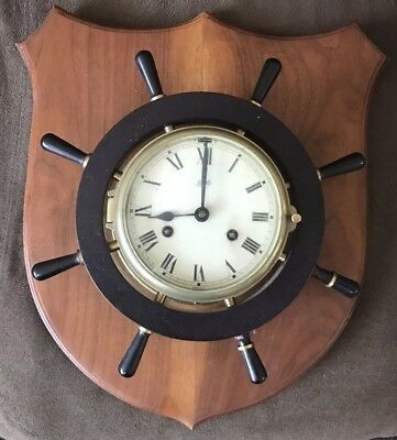 Schatz Royal Mariner Ships Clock