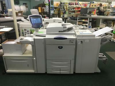 XEROX DC252 with SRA3 Deck, Booklet finisher And Fiery (481K)