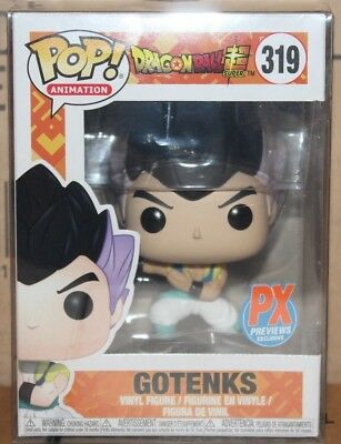 Funko POP Dragon Ball PX Previews LE Exclusive Gotenks!!!