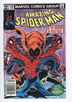 Amazing Spider-Man #238 Vol 1 Near Perfect High Grade 1st Hobgoblin with Tattooz