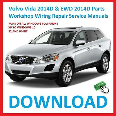 Volvo Vida Workshop Service and Repair Manual All models Download Link only