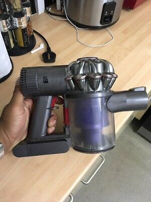 DYSON DC59 CORDLESS Animal V6 Faulty Red Light