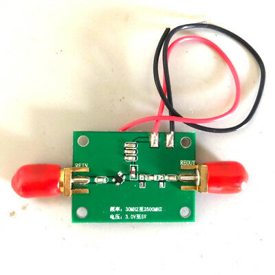 30MHz-2500MHz 2.5GHz Low Noise Broadband RF Receiver Signal Amplifier VHF UHF