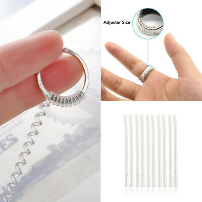 20X Ring Size Adjuster reducer Sizer (snuggies) - 10cm long - One Size Fits All