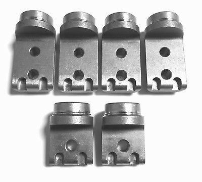 """Polaris RZR RS1 Bungs Roll Cage Connectors Adapters 1 3/4"""" .095 .120 wall"""
