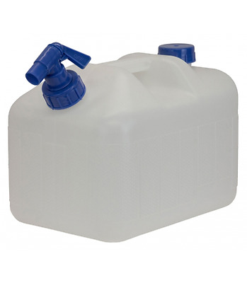 Vango Jerrycan Water Carrier 10L - Camping - Drinking - Washing Up-Easy Pouring