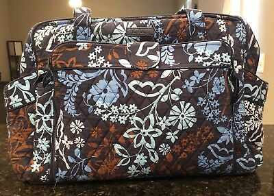 vera bradley stroll around diaper bag