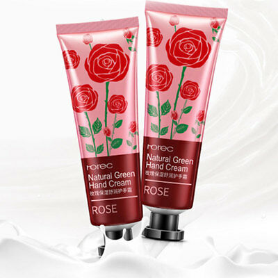 E164C81 Hand Cream Moisturizing Soft Smooth Replenishment Water Hydrating Floral