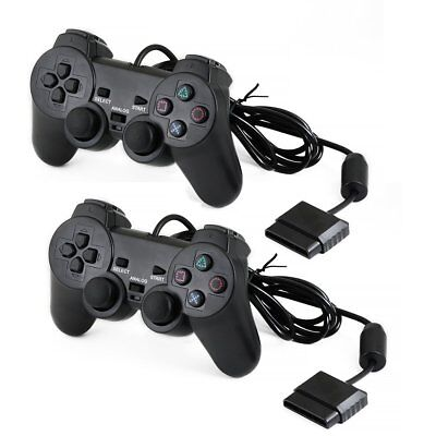 Dual Shock Joypad Wired Controller Gamepad for P S2