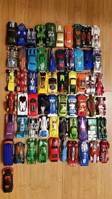 61 Hot Wheels Collection, New & Used, Old & New & RARE Types Very Good Condition
