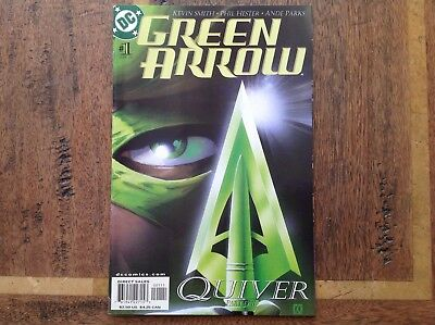 Green Arrow 1 NM