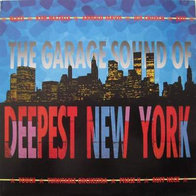2 x LP: Various - The Garage Sound Of Deepest New York - Republic Records - LIC