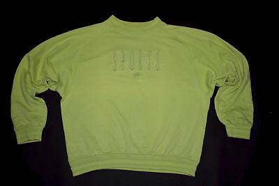 Nike Pullover Pulli Sweat Shirt Sweater Jumper Top Vintage Sports Classic 90s M