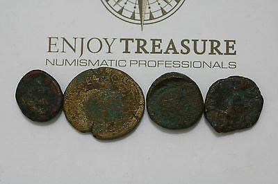 Ancient Greek/roman Empire Old Coins Lot A63 M22