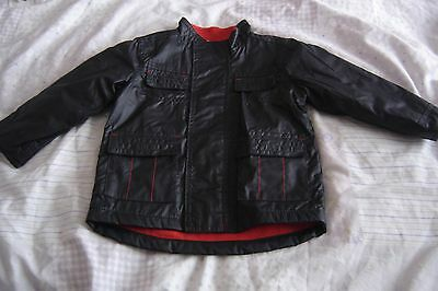 george boys navy 12-18 months old coat bnwt