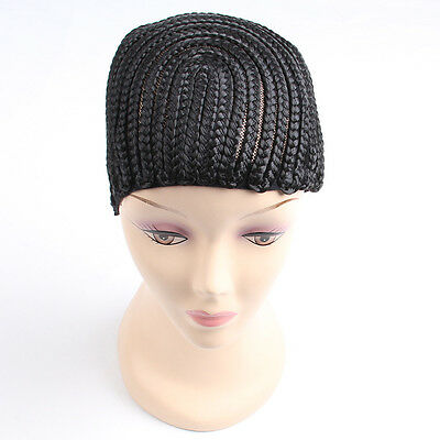 Hairnets Flight Tracker M Size Wig Caps For Making Wigs 3pcs Top Quality Stretch Adjustable Straps Back