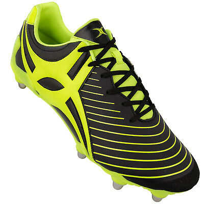Clearance Line New Gilbert Rugby Evolution Mk 2 Rugby Boots Size 10.5