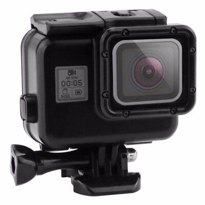 Dive Housing Fits GoPro HERO 5 6 Waterproof Case Underwater Black