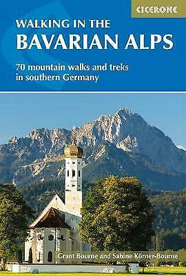 Walking in the Bavarian Alps - 9781852849290