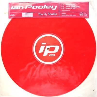 """12"""": Ian Pooley - The Fly Shuffle - NRK Sound Division - NRK062"""