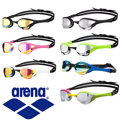 Arena Cobra Ultra Mirror Swimming Goggles