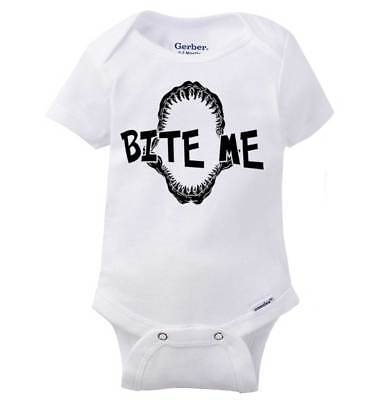 Because I Was Inverted Gerber OnesiePilot Classic Movie Quote Baby Romper
