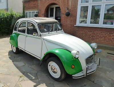 CITROEN 2CV 6 SPECIAL - Super Low Mileage Collectors Item