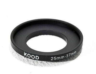 25mm-37mm 25-37  Stepping Ring Filter Ring Adapter Step up