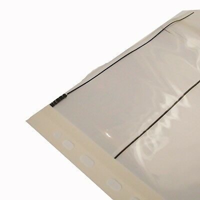 Kenro 120 film Negative Strip Sleeve 25x CLEAR ACETATE Storage Pages