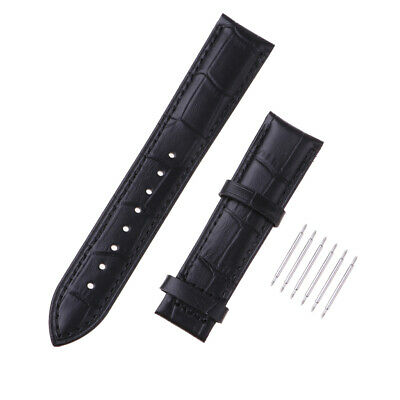Blesiya Unisex PU Leather Tabby Wrist Watch Strap Band Replacement Watchband