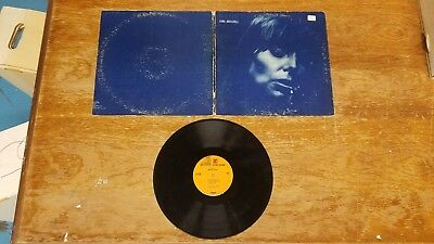 Joni Mitchell Blue MS-2038 1971 Reprise Records Vinyl Record LP Folk Rock R23