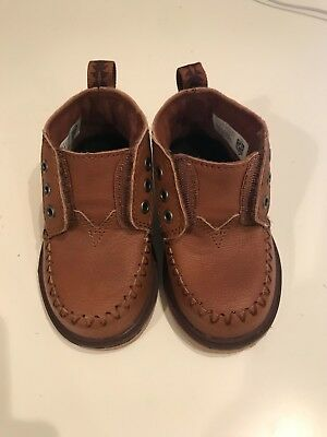 Tom's Toddler Brown Chukka Boots. Brand New! Toddler Size 6