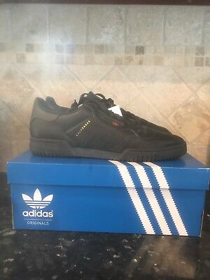 90c4779090f Authentic Adidas Yeezy Powerphase Calabasas Core Black - CG6420 Size 10.5 DS