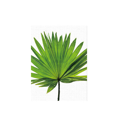 Minimalist Nordic Plant Leaf Canvas Art Poster Print Wall Picture Home Decor