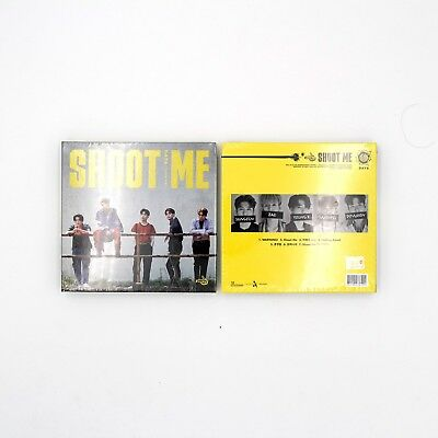 [DAY6]3th mini album Shoot Me:Youth Part 1/Trigger Ver./New, Sealed/JYP