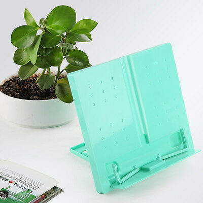 Adjustable Portable Document Book Stand Reading Desk Holder Tablet Holder