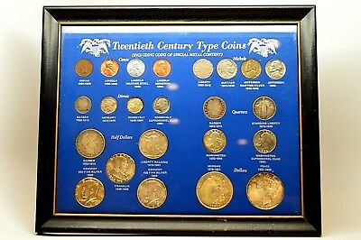 20th Century Type Coins Incl.Coins of Special Metal Content