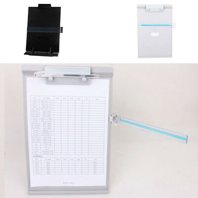 Desktop Document Holder Computer Typing Stand with Removable Clip&Line Guide