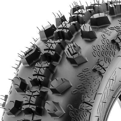 TERACHE 18X10-8 18x10x8 Knobby Race ATV UTV Tire 6 Ply TE-MX