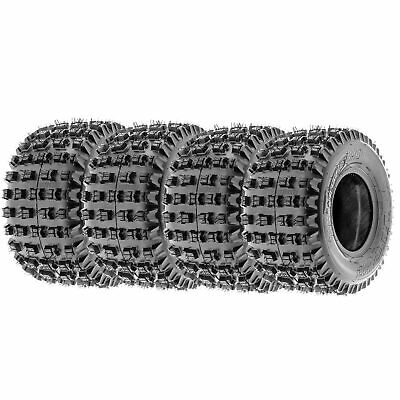Terache T-Force XC A/T  Replacement ATV Tires 6 Ply 20x11-9 20x11x9  [Set of 4]