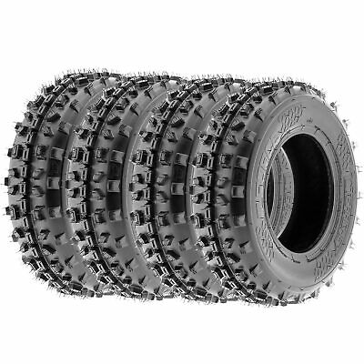 Terache T-Force XC A/T  Replacement ATV Tires 6 Ply 21x7-10 21x7x10  [Set of 4]