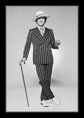 Photograph/Print/7 x 5 Photo/Chelsea 1970's Peter Osgood/Suit/Fashion