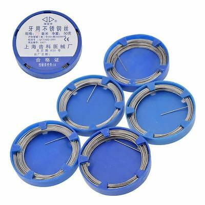 High Quality Stainless Steel Dental Wire Orthodontic Surgical Instrument 50g
