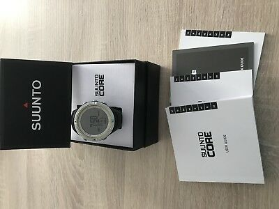 Suunto Core Green Outdoor Uhr