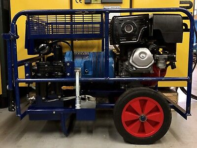 Hydrovane HV02 Petrol Rotary Vane Compressor With Dryer & Filters!