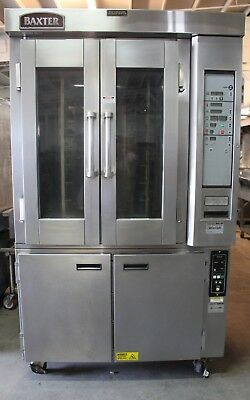 Hobart Baxter Mini Rotating Rack Convection Oven With Proofer