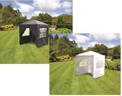 2x2m Pop Up Waterproof Outdoor Garden Gazebo Party Wedding Tent Marquee Gazebo