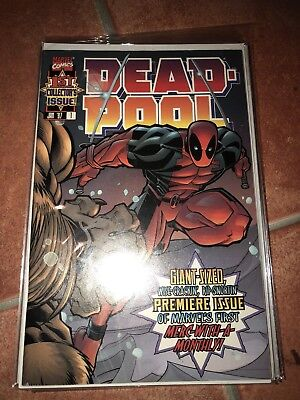 Deadpool vol 1 1-69 ,new Mutants 98 And Many More Huge Collection Hot Move Cable