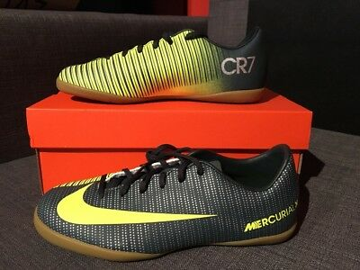 1b318e56a Nike Mercurial X Vapor XI IC CR7 Youth Indoor Soccer Shoes 852488-376 Youth  Size