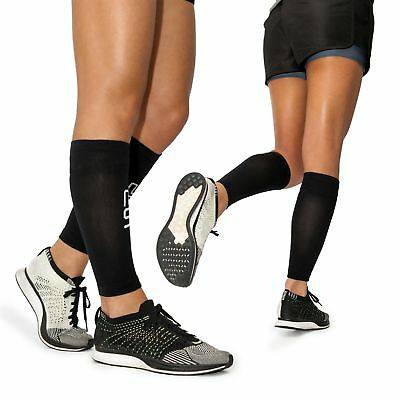 Calf Leg Compression Sleeves For Men and Women by Modetro Sports –Shin Splint...